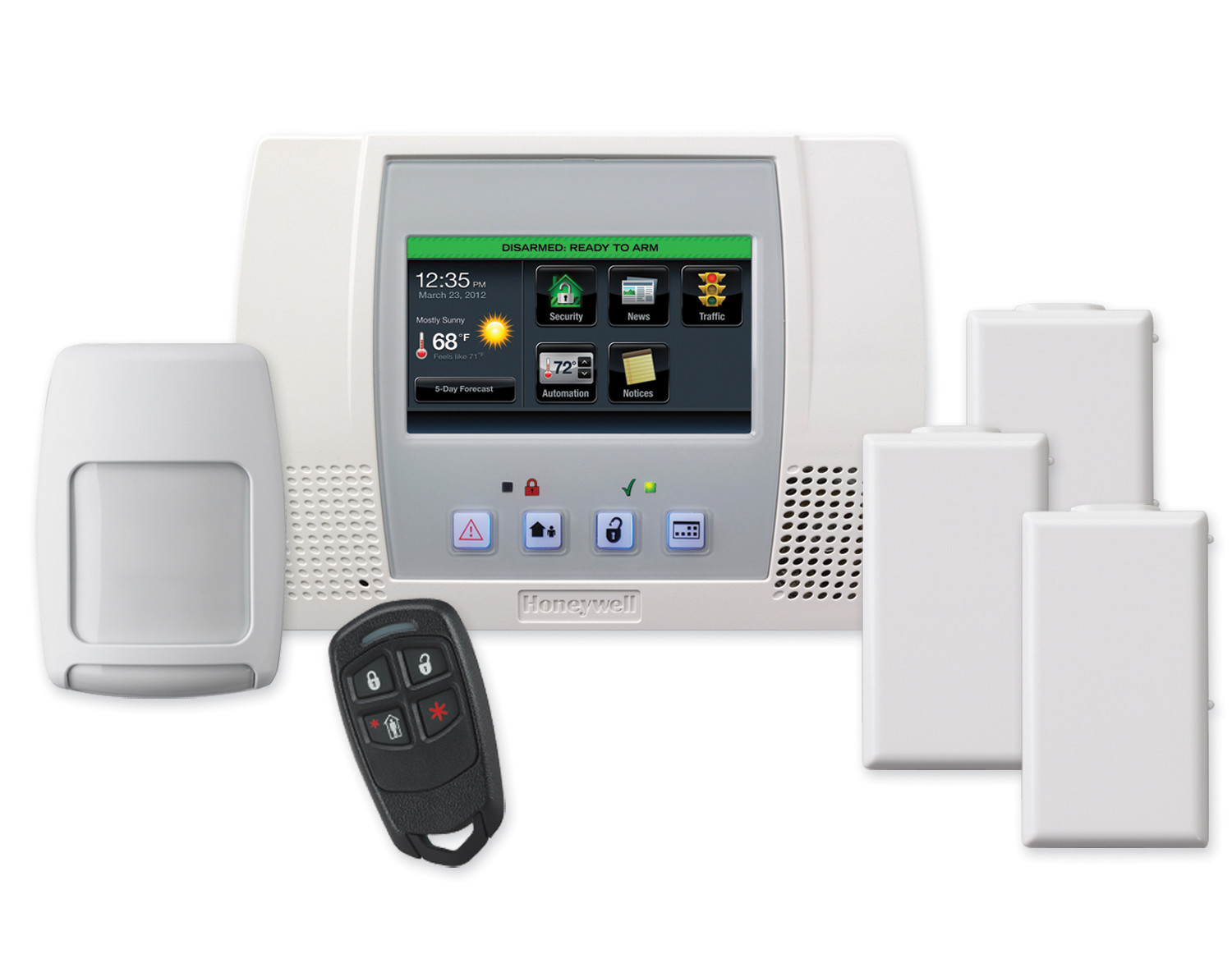 Honeywell Security Systems Dealer In Kansas City | Shield Security ...