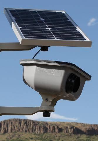 solar construction camera