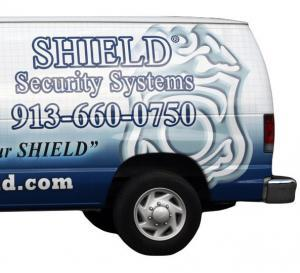 Shield Installation Van