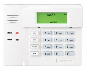 Honeywell 6150 Keypad