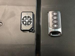 GE Keyfob