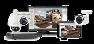 access control security cameras